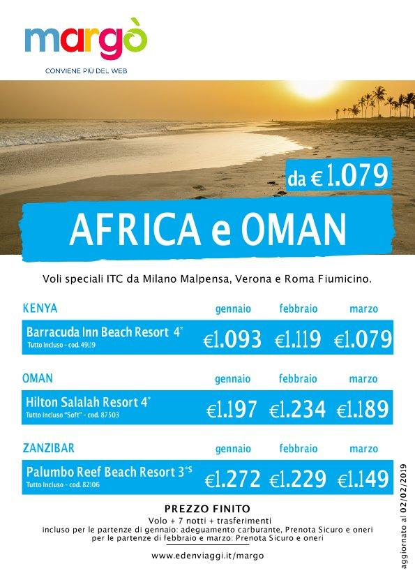 Africa e Oman