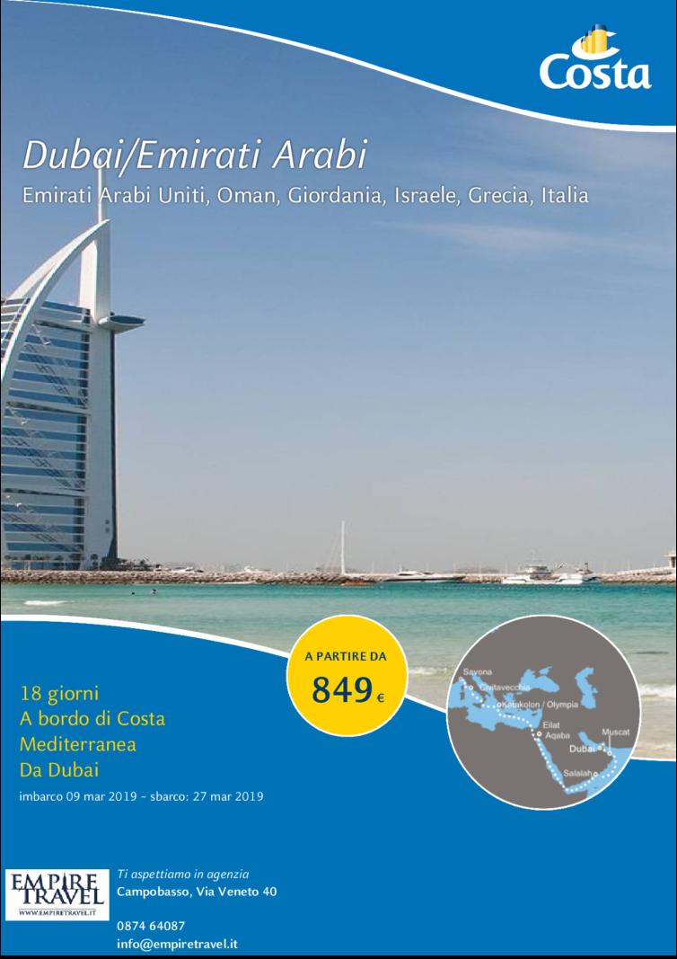 Dubai – Emirati Arabi