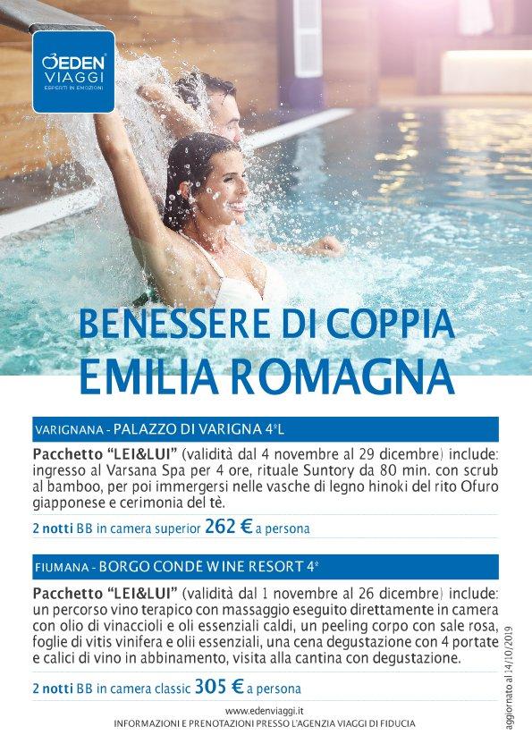 Emilia Romagna – Benessere Immacolata