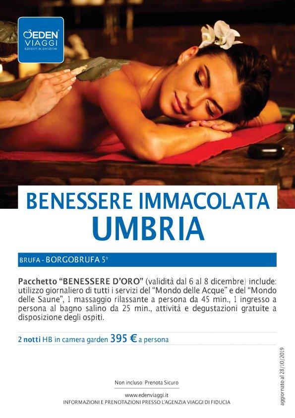 Umbria – Benessere Immacolata